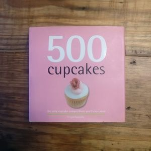 Other - 500 Cupcakes cookbook